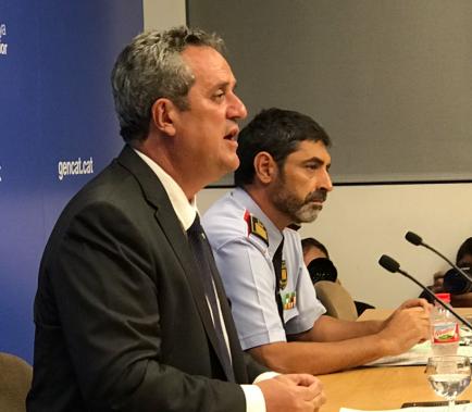 Els Mossos volien cremar l'alerta terrorista dels EUA