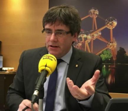 """Puigdemont: """"entre presidiari i president, prefereixo ser president"""""""