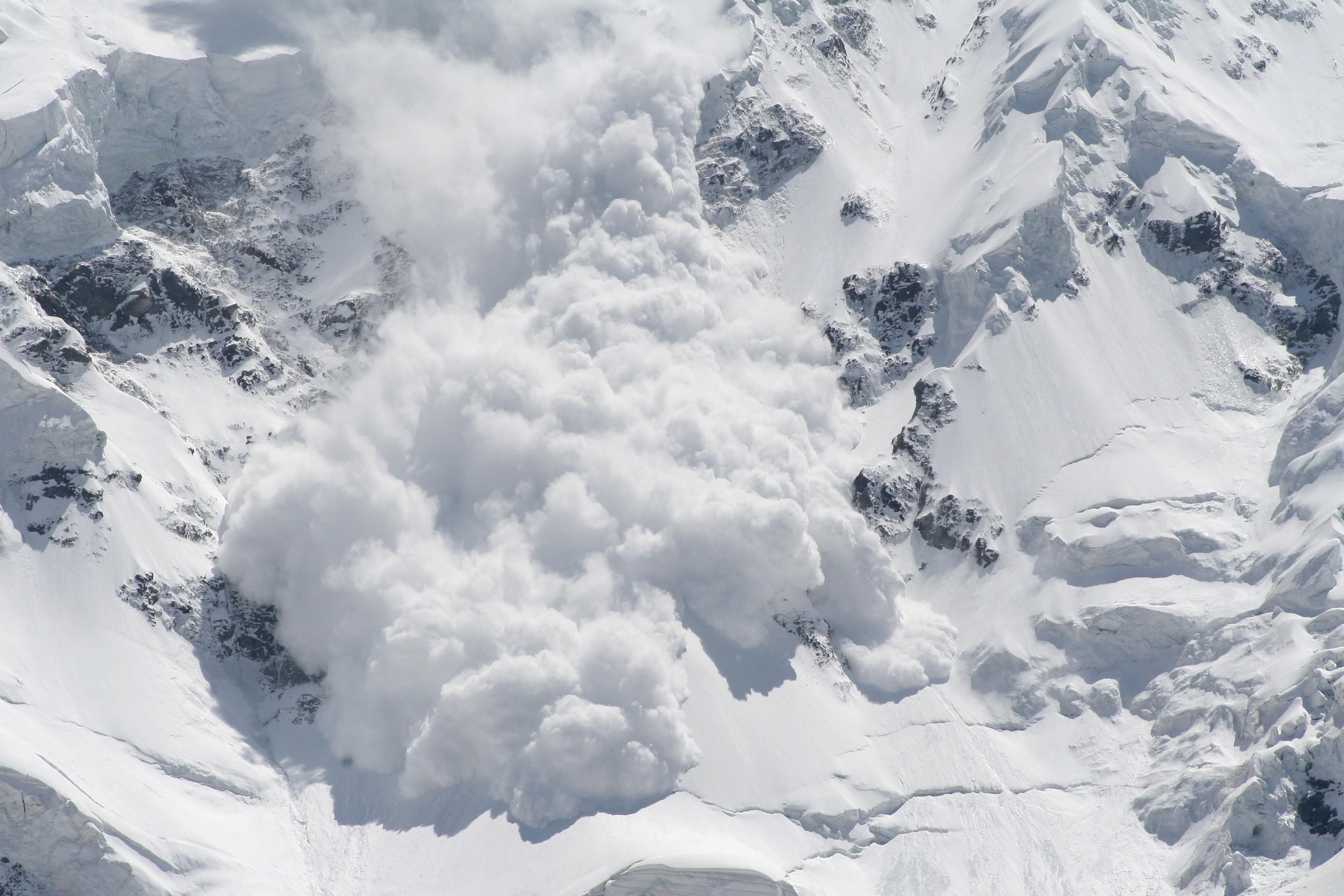 Risc molt alt d'allaus a pràcticament tot el Pirineu i Prepirineu