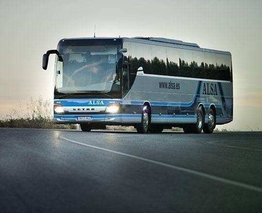 Demanda de més transport públic de bus entre Barcelona i la Seu