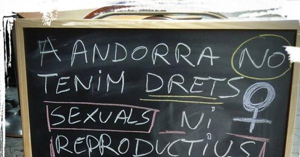 Baixa el nombre d'avortaments d'andorranes a Catalunya