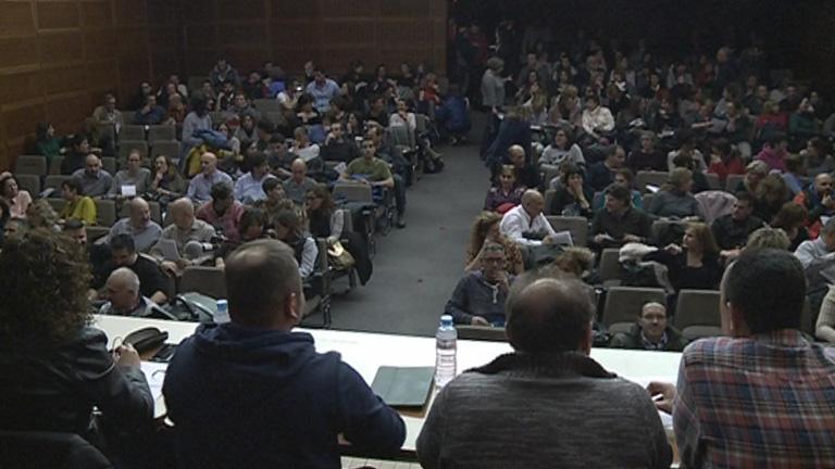 Podem Andorra dóna ple suport a la vaga indefinida de la funció pública