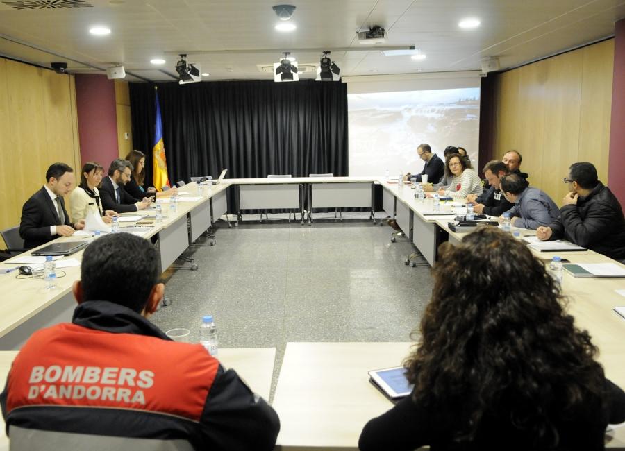 El Govern d'Andorra no cedeix amb els sindicats de la Funció Pública