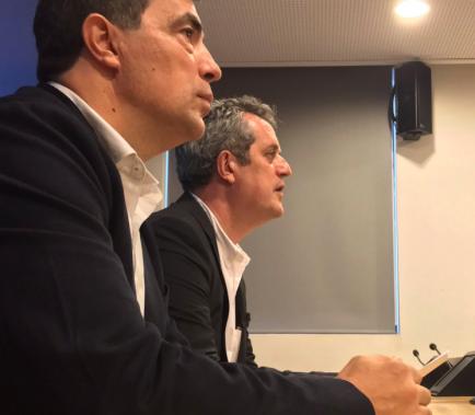 Lamela imputa l'exdirector dels Mossos Pere Soler