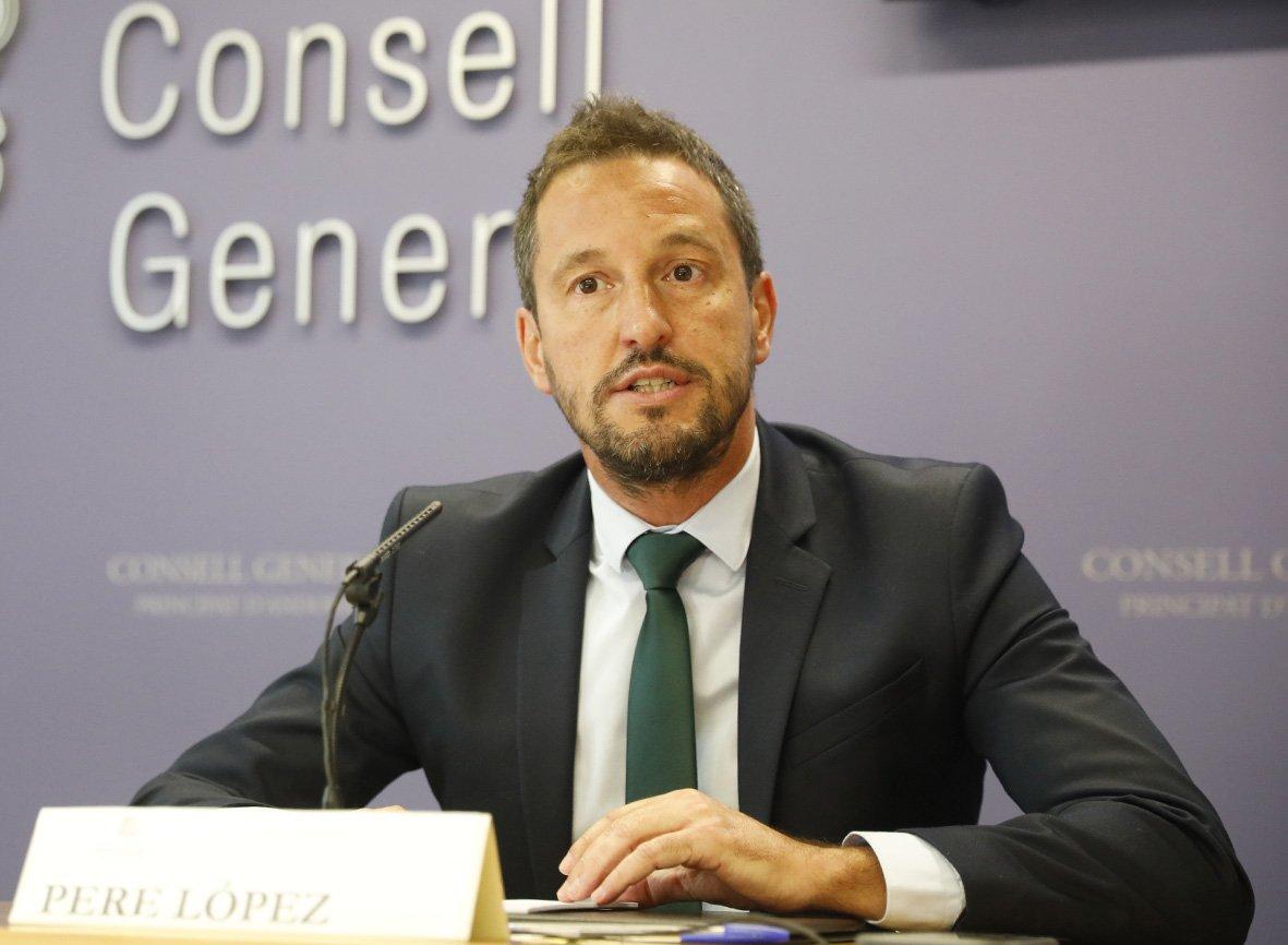 Pere López és oficialment el candidat del PS a cap de Govern
