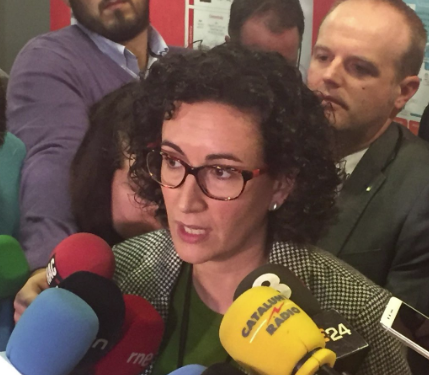 Rovira responsabilitza Puigdemont del sanedrí independentista