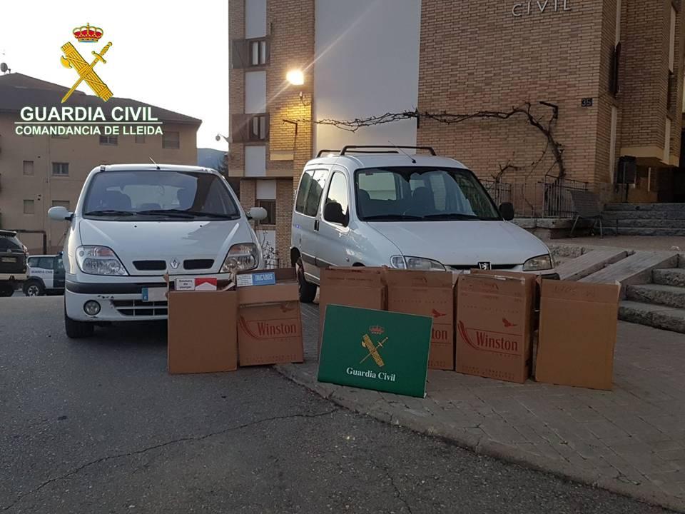 La policia desmantella un grup criminal a la Seu dedicat al contraban