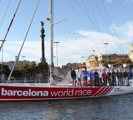 """Se suspèn la Barcelona World Race per la """"manca d'estabilitat política"""""""