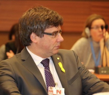 Detinguts els mossos acompanyants de Puigdemont
