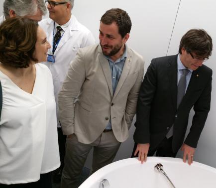 Puigdemont i Comín no renuncien a l'escó