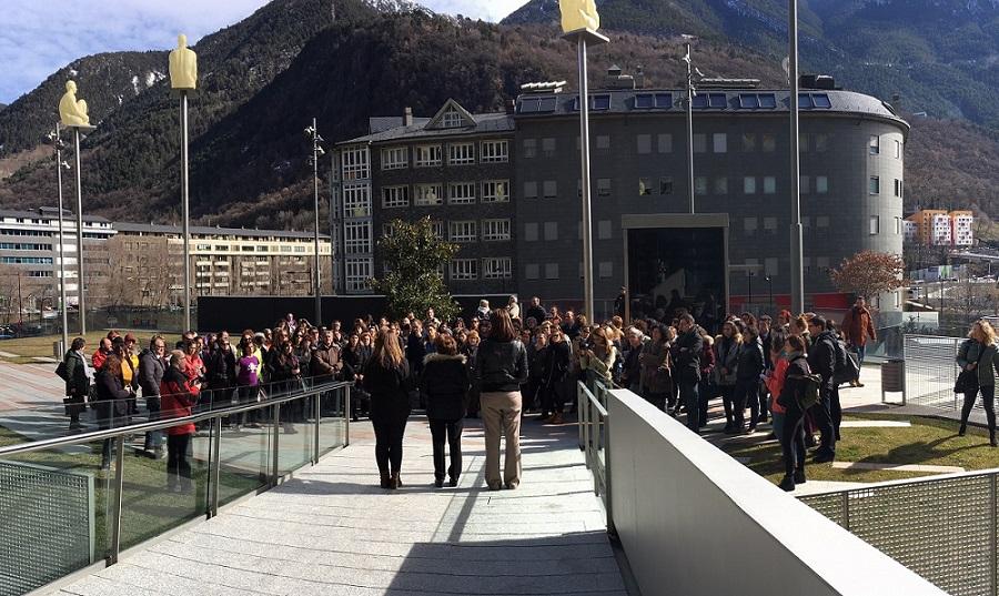 Graelles salarials per acabar a Andorra amb les desigualtats de gènere en la privada