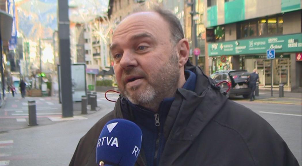 """Els sindicats criden els empleats del privat i jubilats a signar per """"normalitzar""""Andorra"""