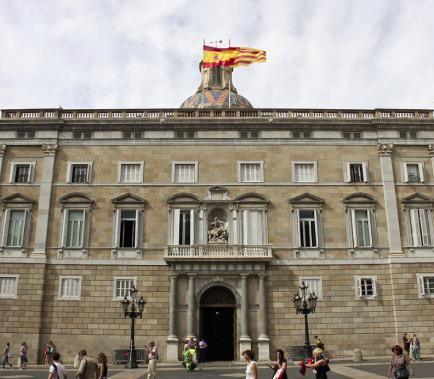Escorcolls a la Generalitat pels diners de l'1-O
