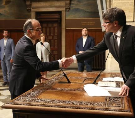 Llarena processa per rebel·lió Puigdemont, Junqueras i set exconsellers