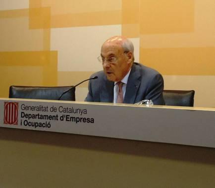 Condemnat per una adjudicació irregular l'ex-cap de Consum d'Artur Mas