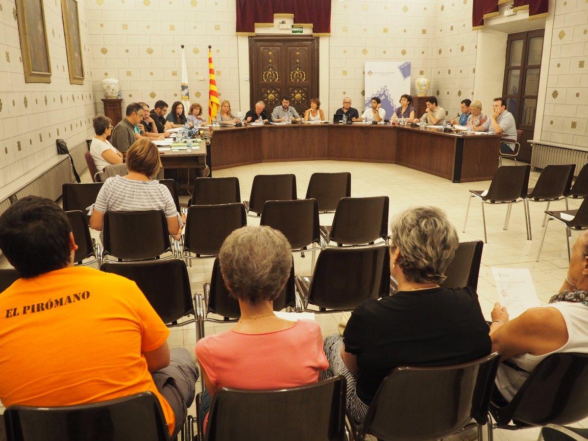 Batalla incompleix l'acord municipal d'emetre els plens per Internet