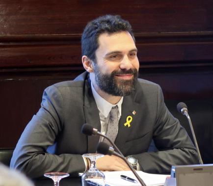 Torrent convoca la investidura de Jordi Sànchez