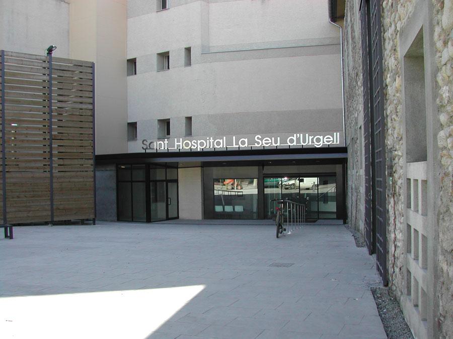 'Prohibit emmalaltir' als usuaris de la sanitat pública a la Seu i l'Alt Urgell