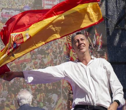 Detingut un veí de Torroella per assetjar Xavier García Albiol