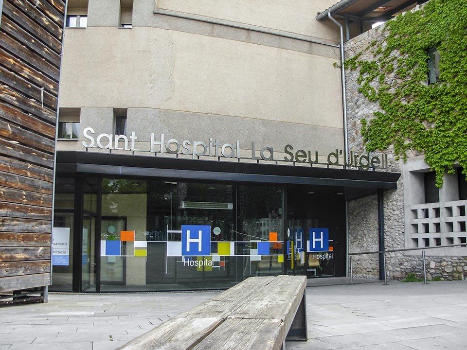 Llum verd de la Diputació a la reforma de l'Hospital de la Seu