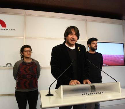 Junts pels CDR i contra la justícia espanyola