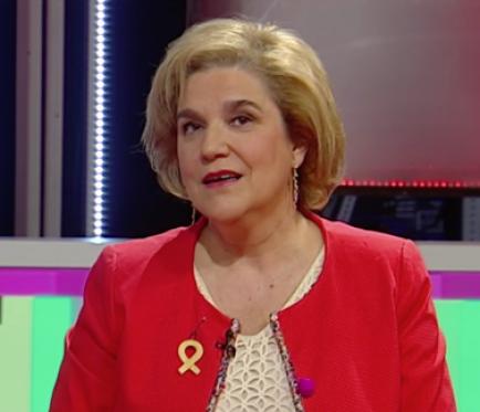 Rahola cobra 5.000 al mes per col·laborar en un programa de TV3
