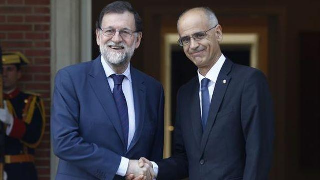 Rajoy i Martí es reuniran a Madrid per escenificar la lluita contra el blanqueig de capitals