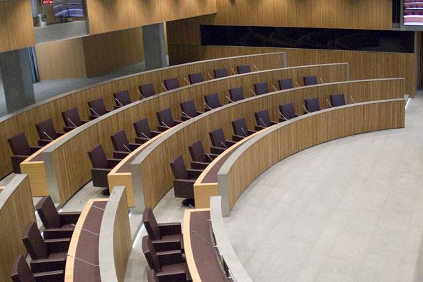 """Contractes """"a dit"""", sense concurs públic, del Parlament andorrà"""