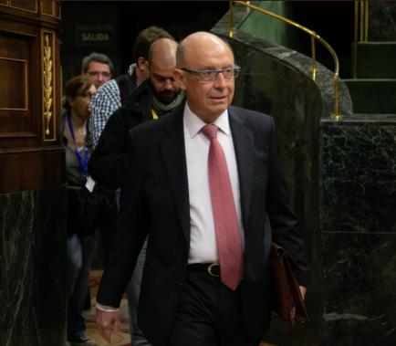 Hisenda va denunciar la Generalitat per no aportar dades