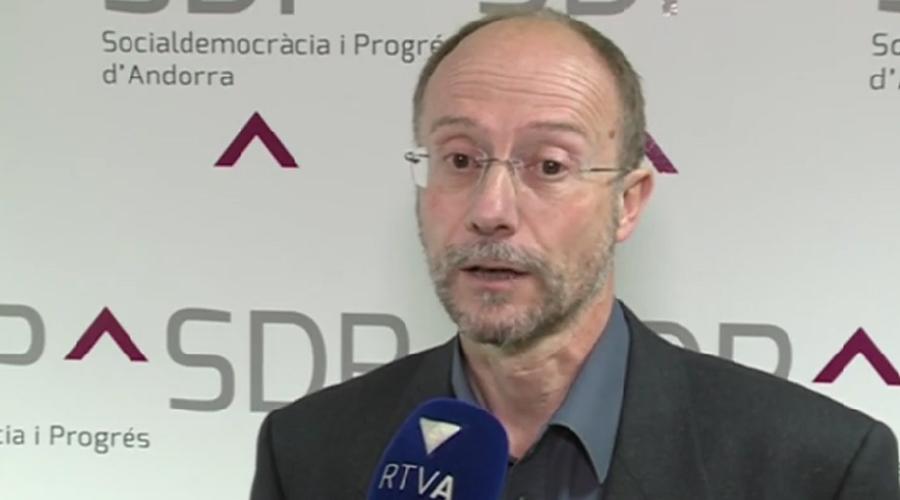 """SDP reclama tots els informes de l'heliport per demostrar """"la mala manera de fer"""" de  Martí"""