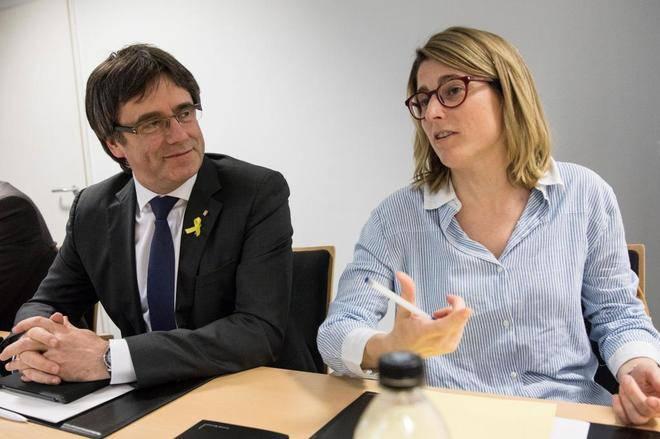 JxCat aposta per investir Carles Puigdemont