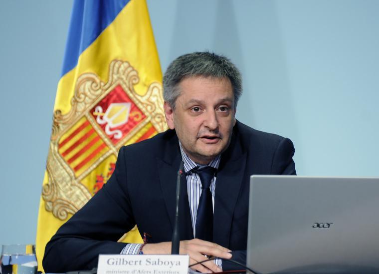 Martí exclou Saboya com a candidat de Demòcrates per Andorra