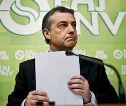 "Urkullu no veu ""realista"" mantenir Puigdemont"