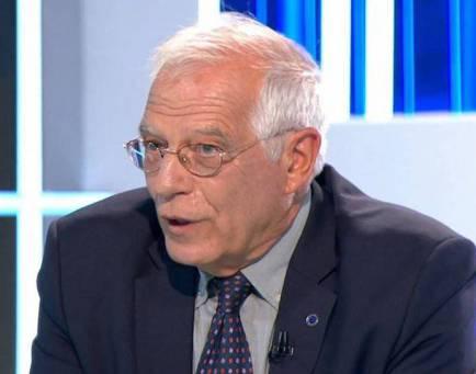 """Josep Borrell: """"Catalunya està a la vora de l'enfrontament civil"""""""