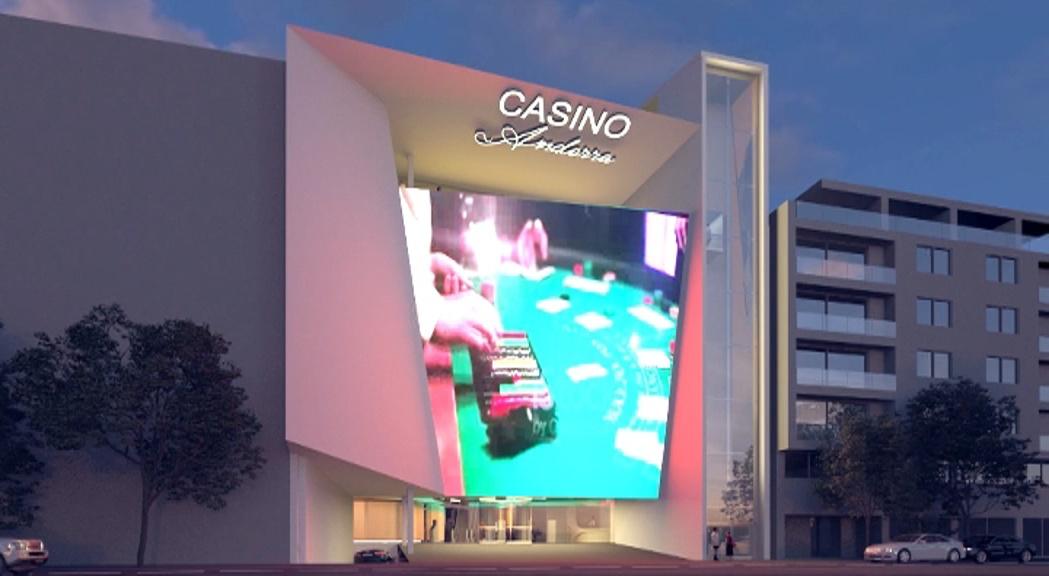 El grup andorrà Jocs SA obté el casino