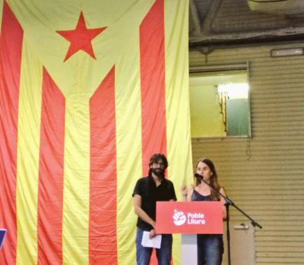 Poble Lliure (CUP) vol llistes unitàries de l'esquerra 'indepe' el 2019