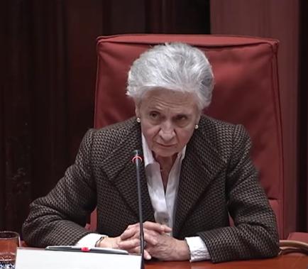 """Ferrusola va esgrimir un """"risc del sistema financer espanyol"""" per obrir compte a la BPA"""