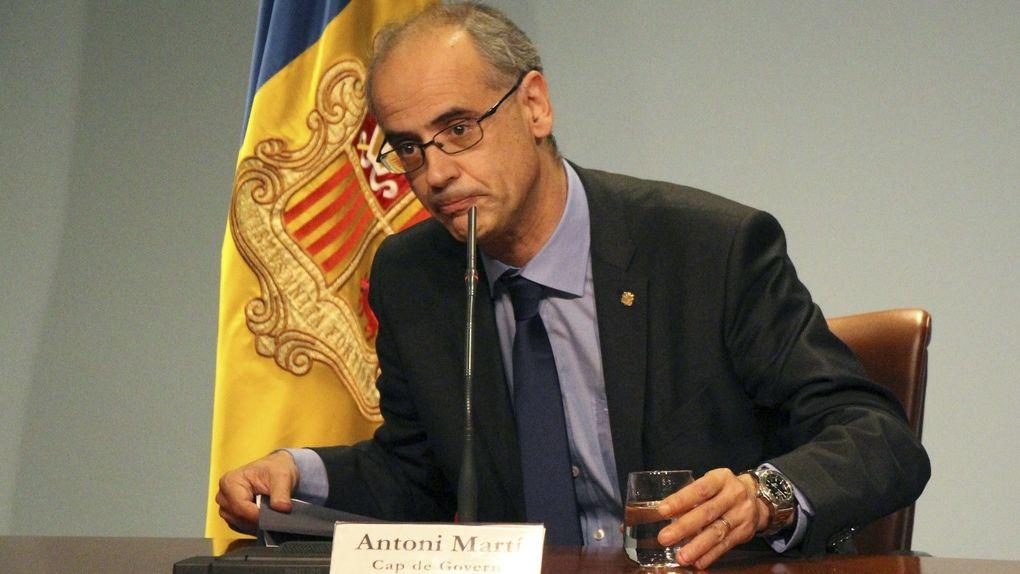 La fiscalia arxiva la denúncia presentada pels sindicats contra Toni Martí