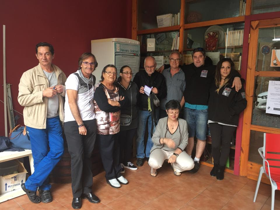 Un any de Nevera Solidària, una alternativa als Serveis Socials d'Anna Vives