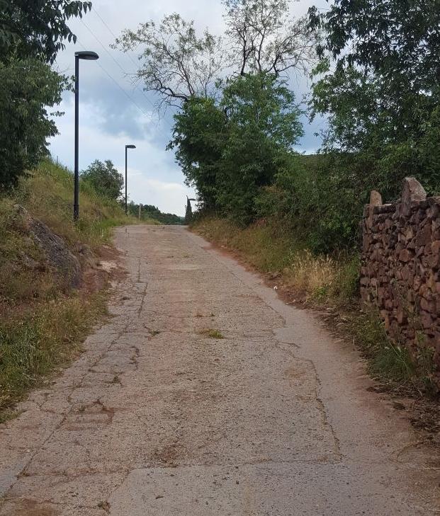 Les Valls d'Aguilar pretén desmantellar, sense permís, una obra subvencionada
