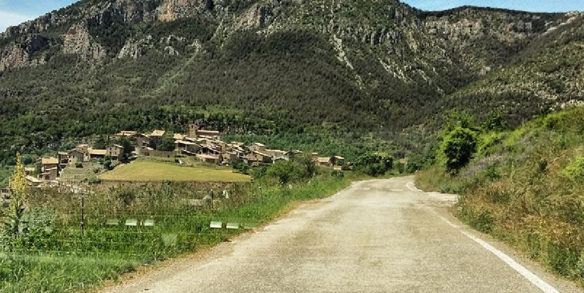 Els veïns de la vall de la Vansa i Tuixent demanen millores a la C-462
