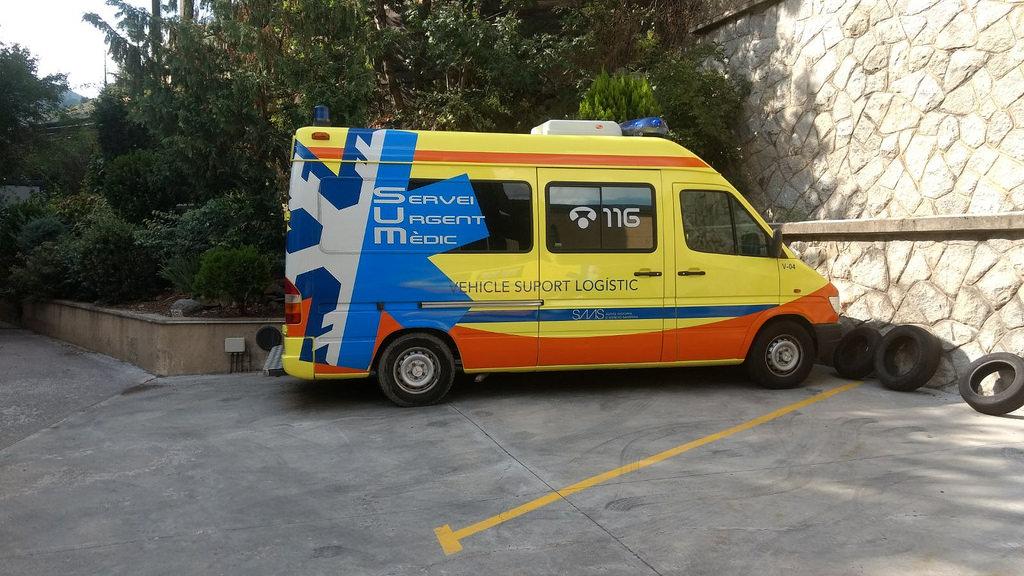 Els liberals demanen per les irregularitats de l'adjudicatària del transport sanitari