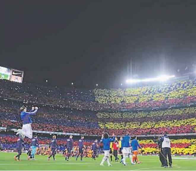 El Barça prepara una expulsió massiva de socis que fan trampes