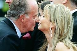 Corinna assegura que el rei Joan Carles la va usar com a testaferro
