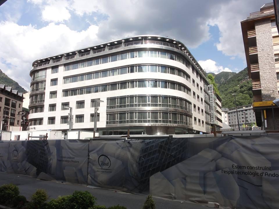 'El Núvol' s'acaba esvaint a Andorra