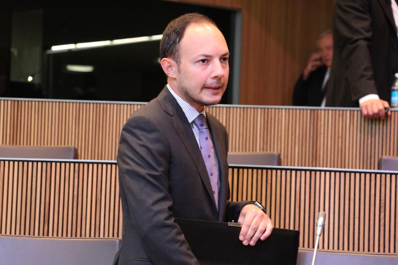 El ministre Xavier Espot, enxampat en un cotxe amb drogues