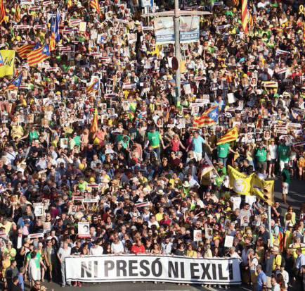 L'independentisme retorna al carrer