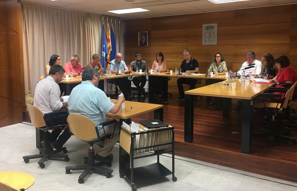 """L'alcalde de Tremp suspèn el ple per una pregunta""""indecent""""de l'oposició"""