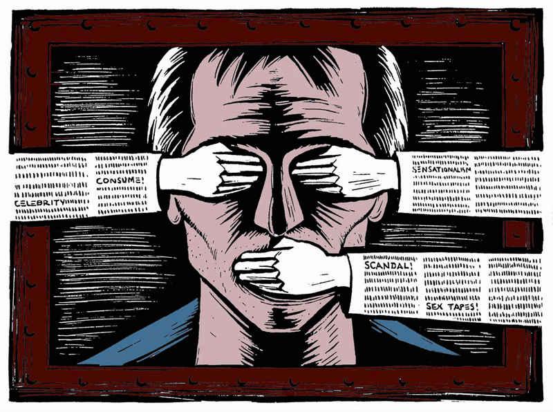 Un periodista denuncia la censura i la manipulació a la premsa andorrana