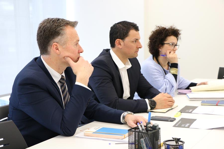 Els comitès liberals d'Encamp i Escaldes diuen 'sí' al PS